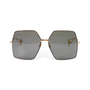Authentic Second Hand Gucci GG0536S Oversized Sunglasses (PSS-332-00048) - Thumbnail 1