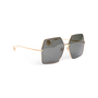 Authentic Second Hand Gucci GG0536S Oversized Sunglasses (PSS-332-00048) - Thumbnail 2