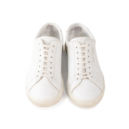 Authentic Second Hand Saint Laurent Andy Sneakers (PSS-332-00049)