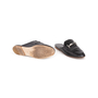 Authentic Second Hand Tod's Double T Mules (PSS-332-00050) - Thumbnail 5