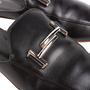 Authentic Second Hand Tod's Double T Mules (PSS-332-00050) - Thumbnail 7