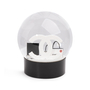 Authentic Second Hand Chanel Shopping Bags Snow Globe (PSS-674-00008) - Thumbnail 2