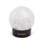 Authentic Second Hand Chanel Shopping Bags Snow Globe (PSS-674-00008) - Thumbnail 4