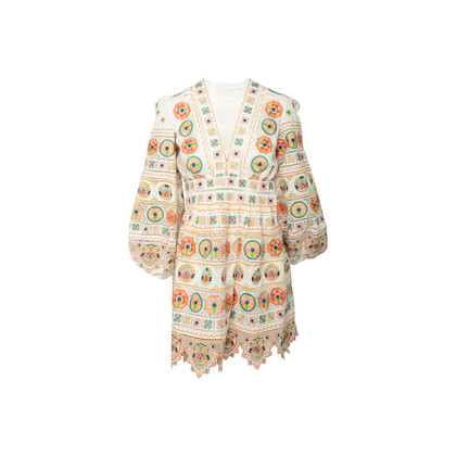 Authentic Second Hand Zimmermann Brighton Mini Dress (PSS-355-00102)