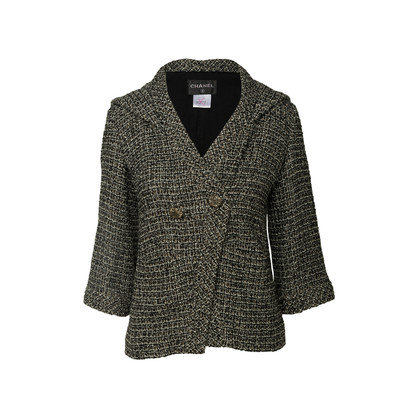 Authentic Second Hand Chanel 12A Fantasy Tweed Jacket (PSS-A95-00003)
