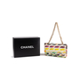 Authentic Second Hand Chanel Watercolour Colourama Bag (PSS-114-00045) - Thumbnail 8