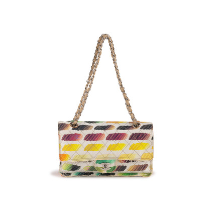 Authentic Second Hand Chanel Watercolour Colourama Bag (PSS-114-00045)