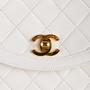 Authentic Vintage Chanel Vintage Flap Bag (PSS-114-00048) - Thumbnail 9
