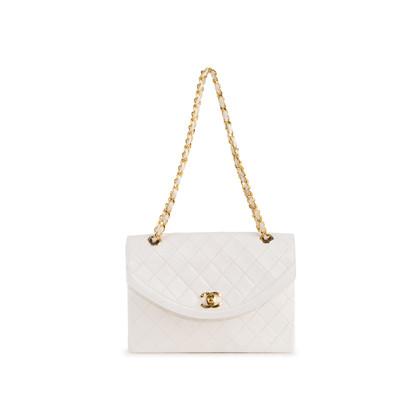 Authentic Vintage Chanel Vintage Flap Bag (PSS-114-00048)