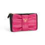 Authentic Second Hand Prada Bow Zip Nappa Pouch (PSS-114-00050) - Thumbnail 1