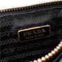 Authentic Second Hand Prada Bow Zip Nappa Pouch (PSS-114-00050) - Thumbnail 4