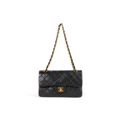 Authentic Second Hand Chanel Small Classic Flap Bag (PSS-B00-00001)