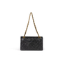 Authentic Second Hand Chanel Small Classic Flap Bag (PSS-B00-00001) - Thumbnail 2