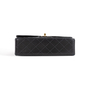 Authentic Second Hand Chanel Small Classic Flap Bag (PSS-B00-00001) - Thumbnail 3