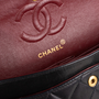 Authentic Second Hand Chanel Small Classic Flap Bag (PSS-B00-00001) - Thumbnail 5