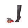 Authentic Second Hand Christian Louboutin Feticha Botta 120 Boots (PSS-731-00005) - Thumbnail 4