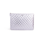 Authentic Second Hand Chanel Perforated O Case Pouch (PSS-A93-00005) - Thumbnail 0