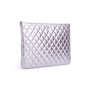 Authentic Second Hand Chanel Perforated O Case Pouch (PSS-A93-00005) - Thumbnail 1
