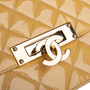 Authentic Second Hand Chanel Golden Class Accordion Flap Bag (PSS-A93-00006) - Thumbnail 5