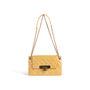 Authentic Second Hand Chanel Golden Class Accordion Flap Bag (PSS-A93-00006) - Thumbnail 0