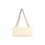 Authentic Second Hand Chanel East West Flap Bag (PSS-A93-00007) - Thumbnail 2