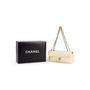 Authentic Second Hand Chanel East West Flap Bag (PSS-A93-00007) - Thumbnail 9