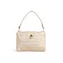 Authentic Second Hand Yves Saint Laurent Croc Embossed Flap Shoulder Bag (PSS-089-00106) - Thumbnail 2
