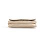 Authentic Second Hand Yves Saint Laurent Croc Embossed Flap Shoulder Bag (PSS-089-00106) - Thumbnail 3