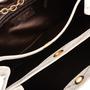 Authentic Second Hand Yves Saint Laurent Croc Embossed Flap Shoulder Bag (PSS-089-00106) - Thumbnail 5