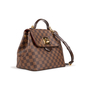 Authentic Second Hand Louis Vuitton Damier Bergano PM Bag (PSS-A97-00001) - Thumbnail 1