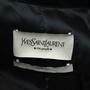 Authentic Second Hand Yves Saint Laurent PVC Trench Coat (PSS-617-00086) - Thumbnail 2