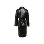 Authentic Second Hand Yves Saint Laurent PVC Trench Coat (PSS-617-00086) - Thumbnail 1