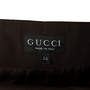 Authentic Second Hand Gucci Wool Wrap Skirt (PSS-181-00044) - Thumbnail 2