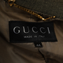 Authentic Second Hand Gucci Double Breasted Blazer (PSS-181-00049) - Thumbnail 3