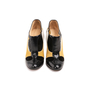 Authentic Second Hand Christian Louboutin JS 100 Patchwork Booties (PSS-B05-00007) - Thumbnail 0
