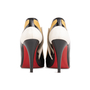 Authentic Second Hand Christian Louboutin JS 100 Patchwork Booties (PSS-B05-00007) - Thumbnail 2