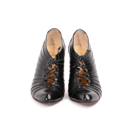 Authentic Second Hand Christian Louboutin Inverness Boots (PSS-393-00126)