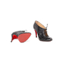Authentic Second Hand Christian Louboutin Inverness Boots (PSS-393-00126) - Thumbnail 4