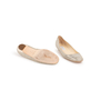 Authentic Second Hand Jimmy Choo Glitter Finlay Flats (PSS-393-00134) - Thumbnail 5