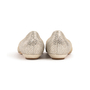 Authentic Second Hand Jimmy Choo Glitter Finlay Flats (PSS-393-00134) - Thumbnail 2