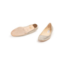 Authentic Second Hand Jimmy Choo Glitter Finlay Flats (PSS-393-00134) - Thumbnail 4