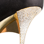 Authentic Second Hand Sebastian Crystal Embellished Heel Pumps (PSS-393-00135) - Thumbnail 8