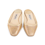Authentic Second Hand Jimmy Choo Glitter Maya Flats (PSS-393-00136) - Thumbnail 0