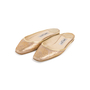 Authentic Second Hand Jimmy Choo Glitter Maya Flats (PSS-393-00136) - Thumbnail 3