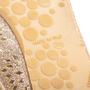 Authentic Second Hand Jimmy Choo Glitter Maya Flats (PSS-393-00136) - Thumbnail 6