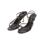 Authentic Second Hand Judith Leiber Strappy Slingback Sandals (PSS-393-00139) - Thumbnail 3