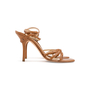 Authentic Second Hand Jimmy Choo Jackie 100 Sandals (PSS-393-00141) - Thumbnail 1