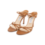 Authentic Second Hand Jimmy Choo Jackie 100 Sandals (PSS-393-00141) - Thumbnail 3