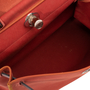 Authentic Second Hand Hermès Herbag Zip 39 (PSS-A99-00001) - Thumbnail 7