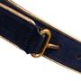Authentic Second Hand Yves Saint Laurent Suede Waist Belt (PSS-132-00182) - Thumbnail 6